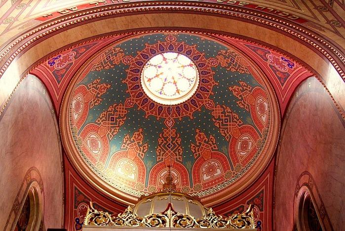 Центральная Синагога Будапешта - Dohany Street Synagogue 31754