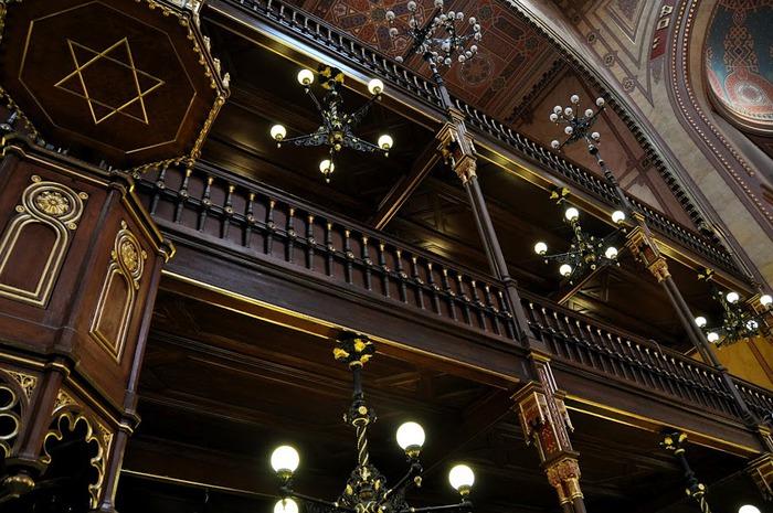 Центральная Синагога Будапешта - Dohany Street Synagogue 53876