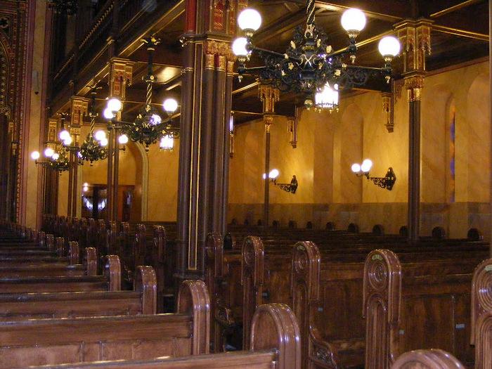 Центральная Синагога Будапешта - Dohany Street Synagogue 42212