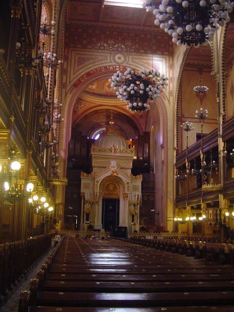 Центральная Синагога Будапешта - Dohany Street Synagogue 53276