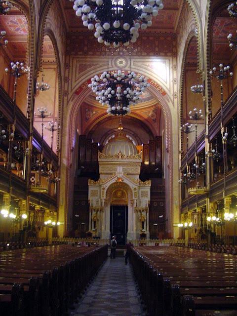 Центральная Синагога Будапешта - Dohany Street Synagogue 65680