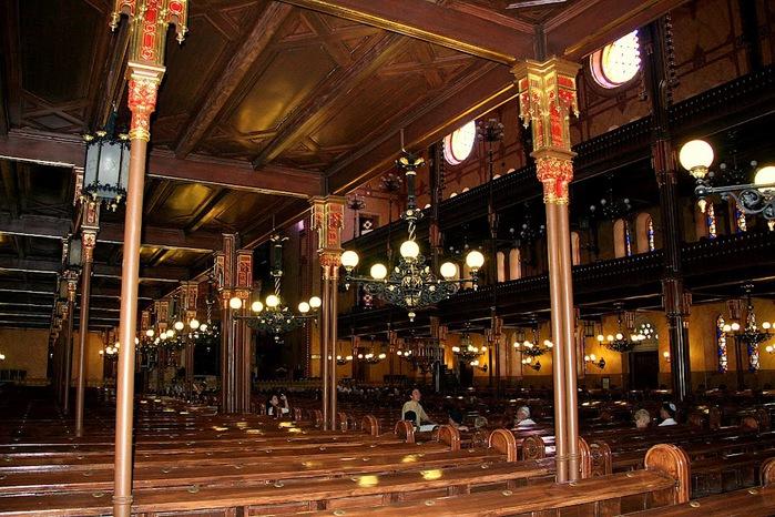 Центральная Синагога Будапешта - Dohany Street Synagogue 98255