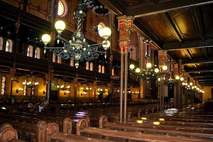 Центральная Синагога Будапешта - Dohany Street Synagogue 85142