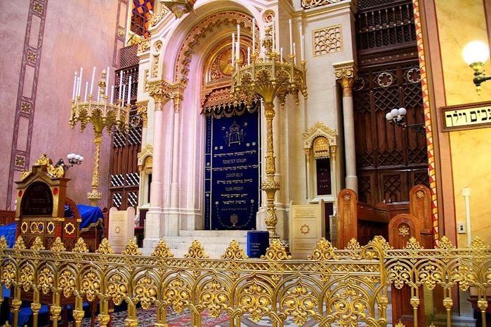 Центральная Синагога Будапешта - Dohany Street Synagogue 24037
