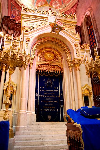 Центральная Синагога Будапешта - Dohany Street Synagogue 65311