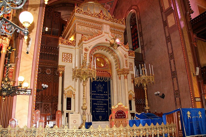 Центральная Синагога Будапешта - Dohany Street Synagogue 11117
