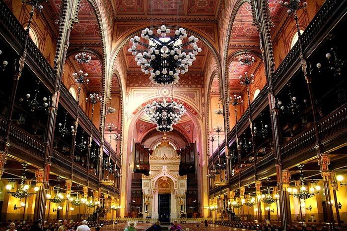 Центральная Синагога Будапешта - Dohany Street Synagogue 35195