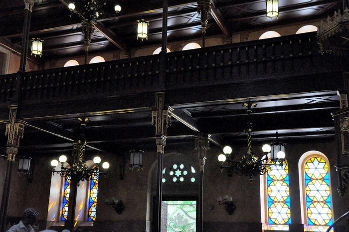 Центральная Синагога Будапешта - Dohany Street Synagogue 99174