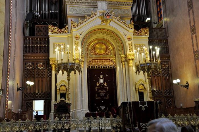 Центральная Синагога Будапешта - Dohany Street Synagogue 97434