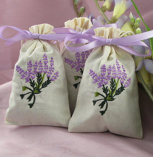 Мешочки для травы своими руками