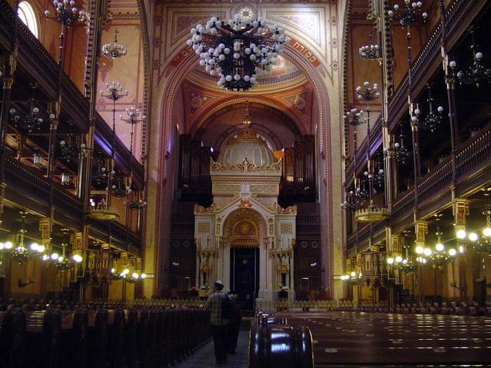 Центральная Синагога Будапешта - Dohany Street Synagogue 20143