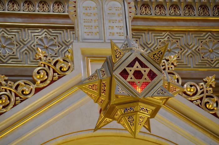 Центральная Синагога Будапешта - Dohany Street Synagogue 73076