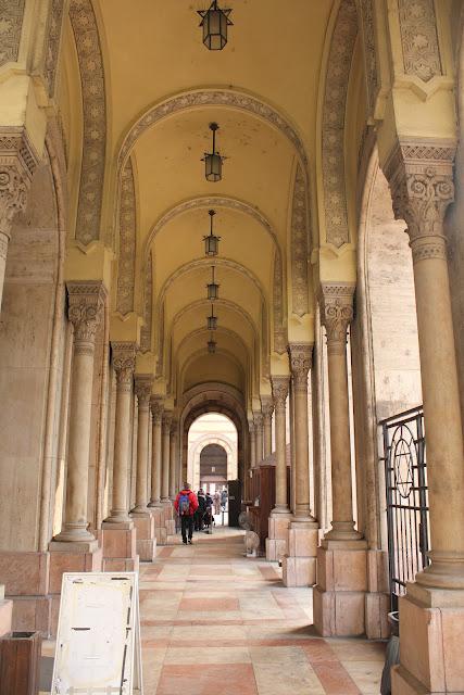 Центральная Синагога Будапешта - Dohany Street Synagogue 76834