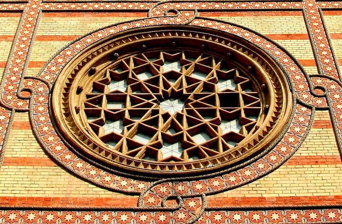 Центральная Синагога Будапешта - Dohany Street Synagogue 23281