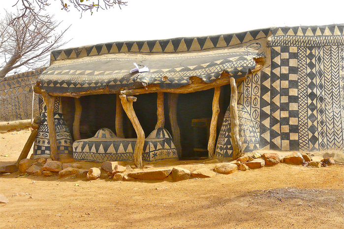 африканская деревня фото 2 (700x466, 561Kb)