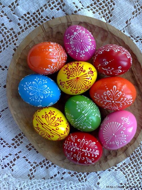 Такие разные пасхальные яйца (12) (500x667, 334Kb)