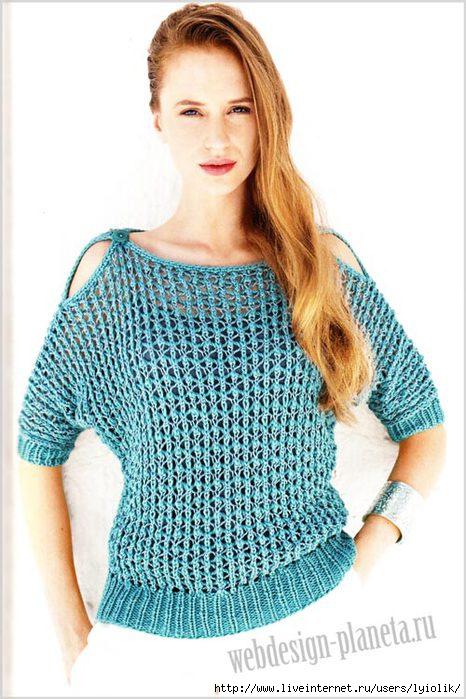 sinij-pulover-setka-spitsami-foto (466x700, 200Kb)