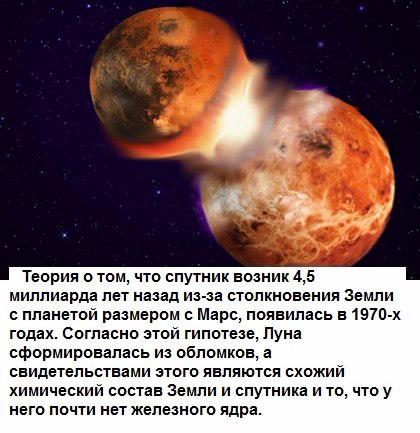 Возникновения Луны (420x433, 205Kb)