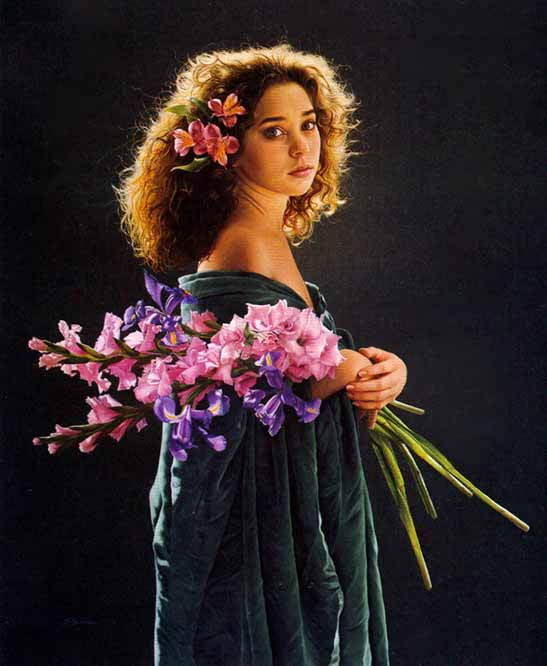 Duffy Sheridan 1947 - American Figurative painter - Tutt'Art@ - (8) (547x666, 200Kb)