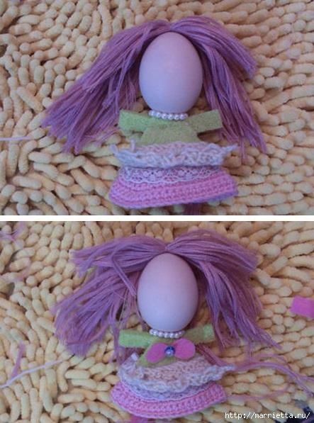 Куколка из яйца. Фото мастер-класс (9) (443x597, 209Kb)