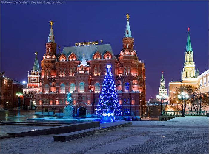 Москва вечерняя 6 (700x518, 442Kb)
