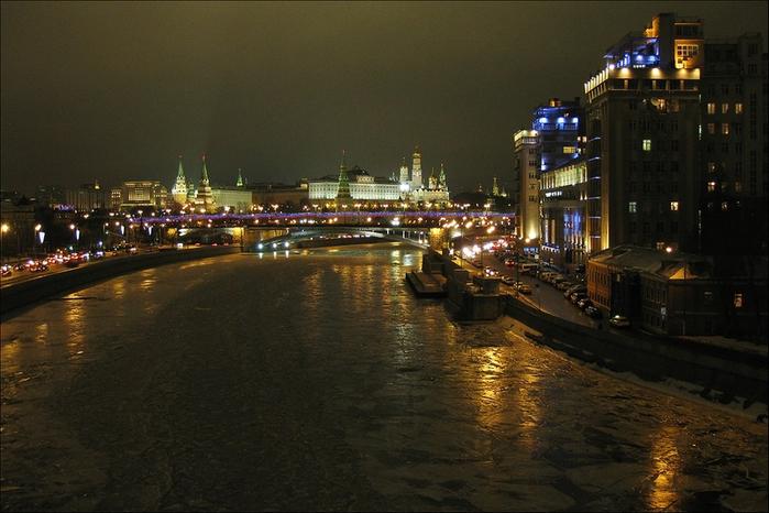 Москва вечерняя 9 (700x466, 342Kb)