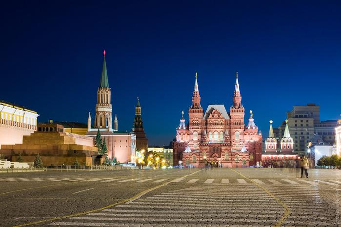 Москва вечерняя 27 (700x466, 349Kb)