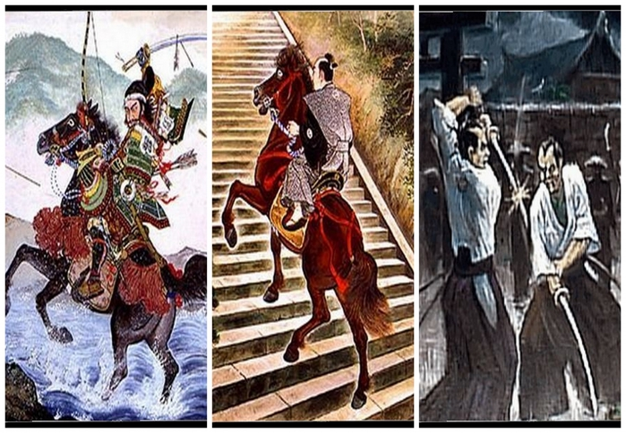 Колода Samurai Generals Deck