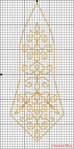 кривулька колокольчик схема
