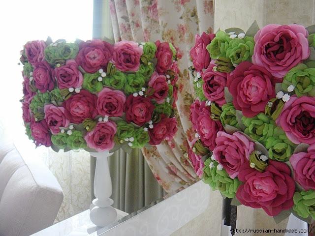 Цветы из ткани и БУКЕТ ИЗ СТАРОЙ ЛАМПЫ (6) (640x480, 245Kb)