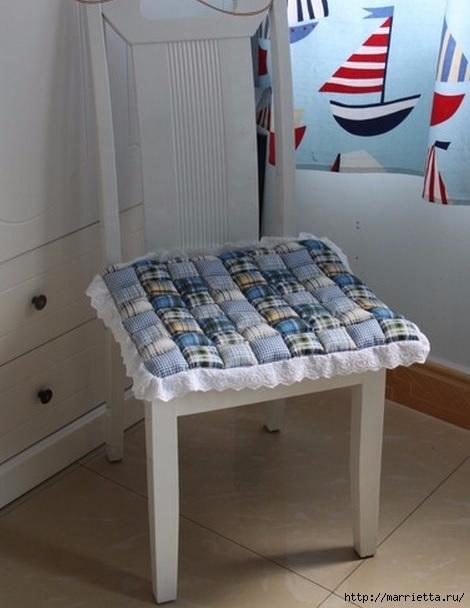 Шьем сами мягкую сидушку для стула (1) (470x608, 135Kb)