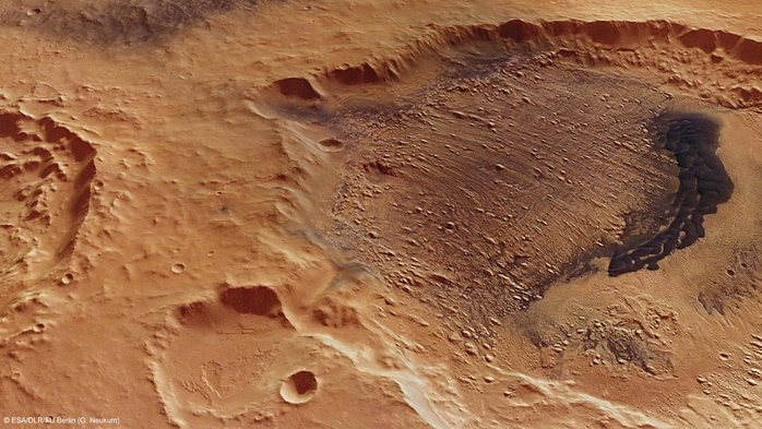 Incredible pictures of Mars  and they look surprisingly