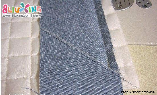 Как окантовать лоскутное одеяло (3) (552x336, 156Kb)