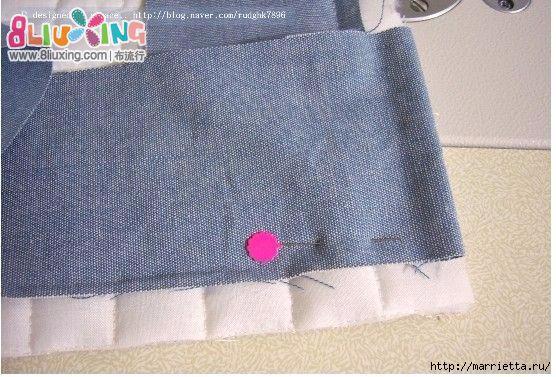 Как окантовать лоскутное одеяло (11) (556x377, 195Kb)