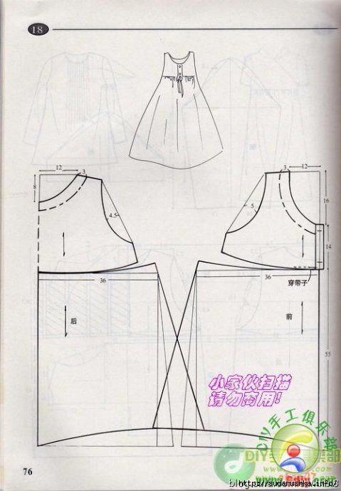 Платье в стиле бохо сшить своими руками с выкройками