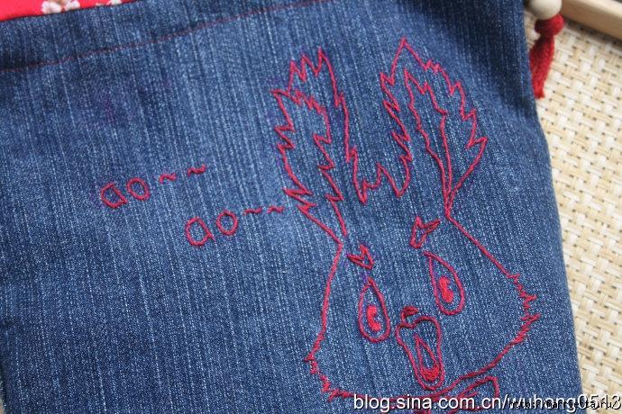 Мешочки из старых джинсов (7) (690x460, 365Kb)