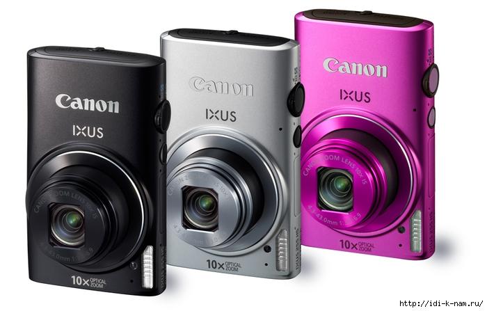 отзыв о фотоаппарате Canon IXUS 255 HS, достоинства фотоаппарата Canon IXUS 255 HS, плюсы и минусы фотоаппарата  Canon IXUS 255 HS,/1429271465_IXUS_255_packshot_large (700x447, 179Kb)