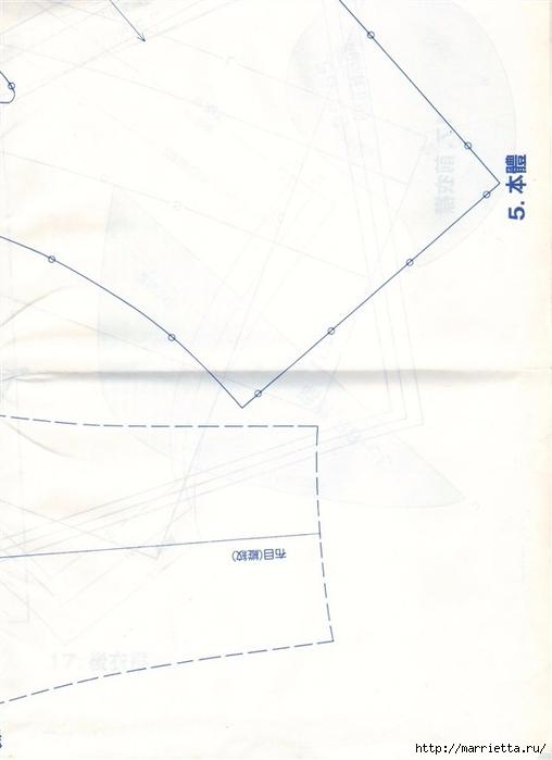 Шитье для дома. Японский журнал (91) (508x700, 139Kb)