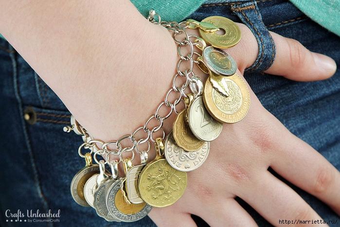 Браслет из монет (2) (700x466, 307Kb)