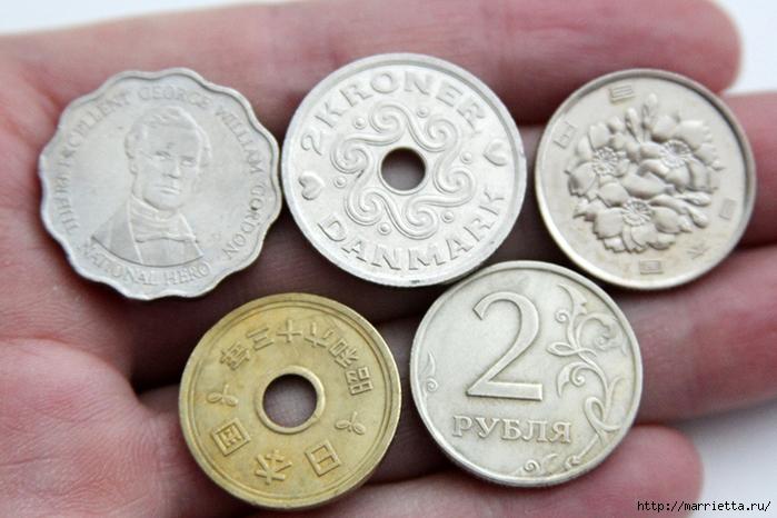 Браслет из монет (4) (700x466, 258Kb)