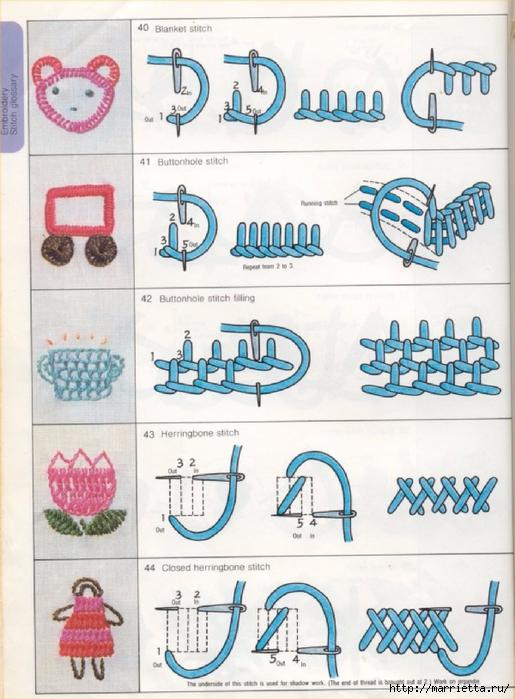 Виды швов ручной вышивки (9) (515x700, 282Kb)