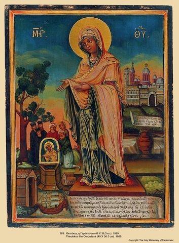 богородица (353x480, 48Kb)