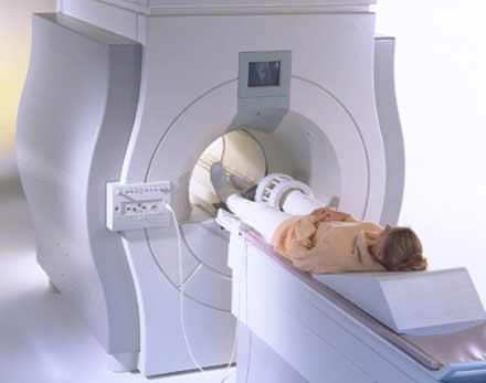 МРТ - магнитно-резонансная томография.