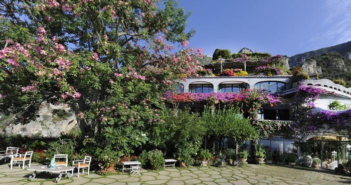 отель Il San Pietro di Positano италия 4 (700x369, 376Kb)