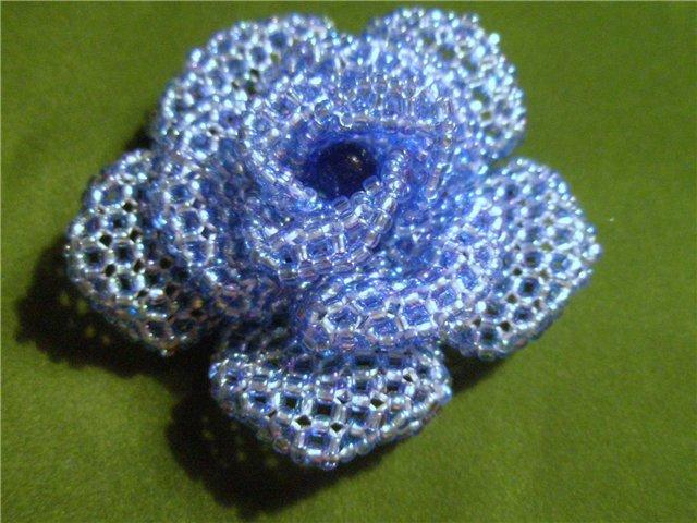 МК розы от Галины Муллануровой