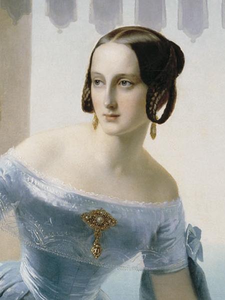 1838_Unkown_Artist_-_Mariya_and_Olga_Nikolayevna_Detail1 (450x600, 215Kb)