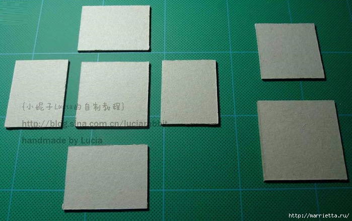Шкатулка из картона своими руками (6) (700x439, 237Kb)
