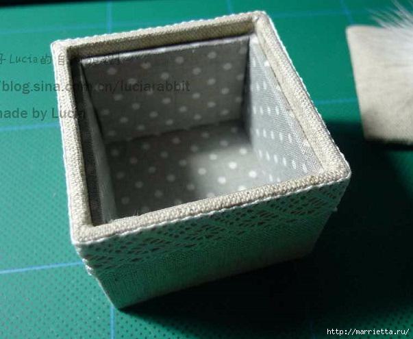 Шкатулка из картона своими руками (27) (603x495, 154Kb)