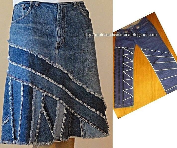 джинсовые выкройки 5 (700x585, 420Kb)