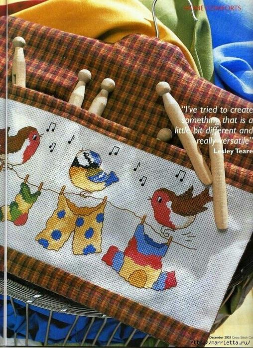 Схемы вышивки птичек (6) (508x700, 423Kb)